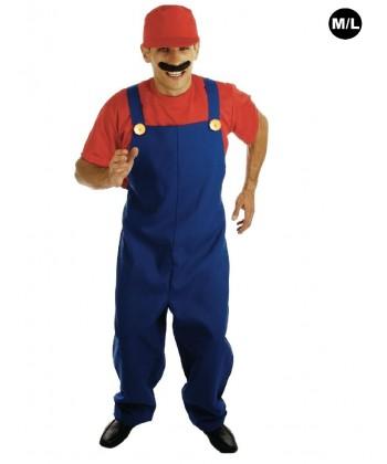 Déguisement de Mario