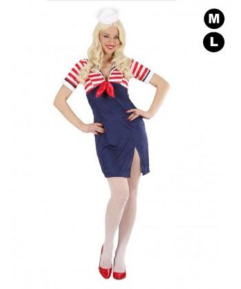 déguisement femme marin sexy