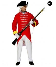 Déguisement de soldat français
