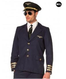 Déguisement de pilote - Kit express