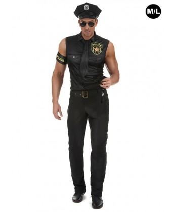 déguisement policier sexy