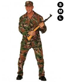 Déguisement de militaire Homme - G-I Commando