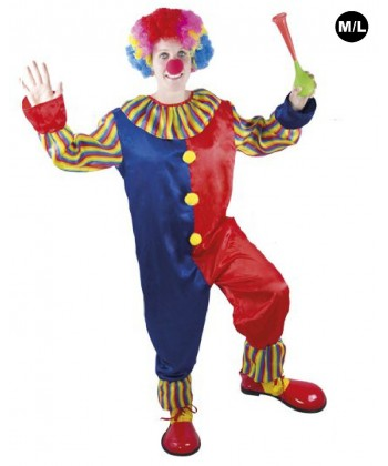 Costume clown pas cher