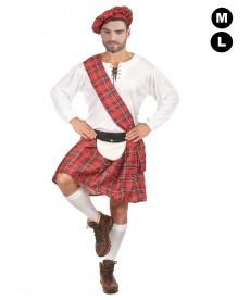 Costume d'homme écossais