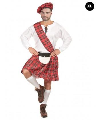 Costume d'homme écossais grande taille