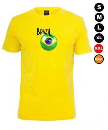 tee shirt brazil