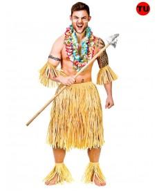 Déguisement de Maorï