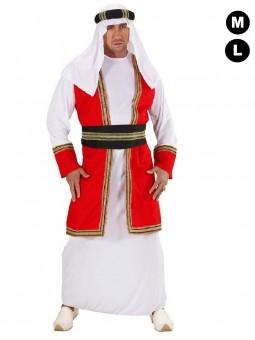 Déguisement de prince arabe