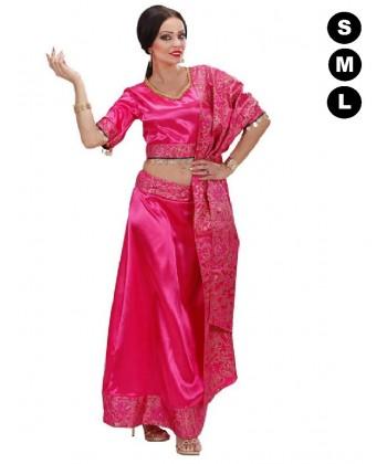 Déguisement de danseuse Bollywood