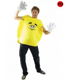 Déguisement M&M jaune