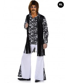 Déguisement homme hippie (XL)