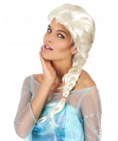 perruque reines des neiges pas cher