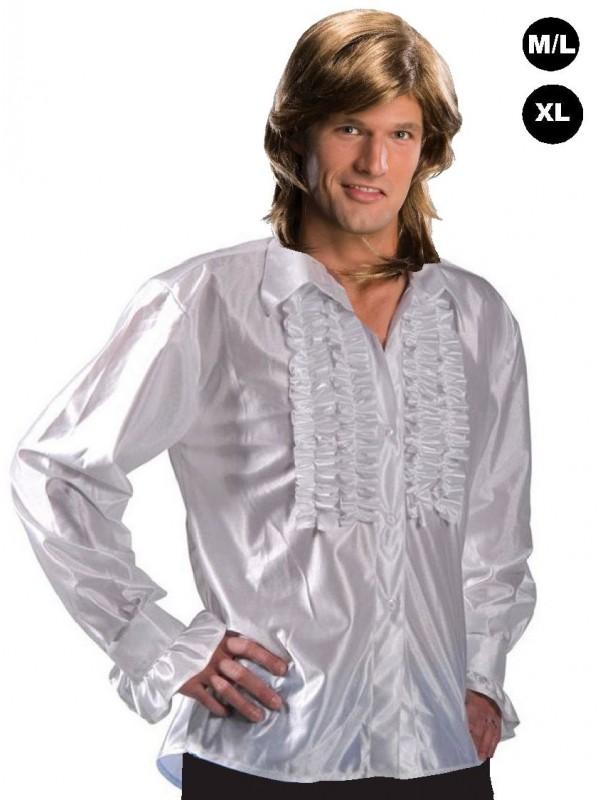 Chemise Disco blanche