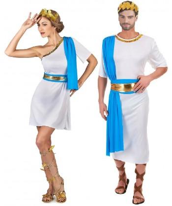 Déguisement Couple romain