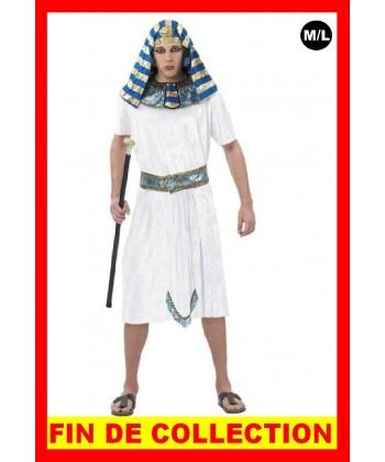 Déguisement de Pharaon blanc