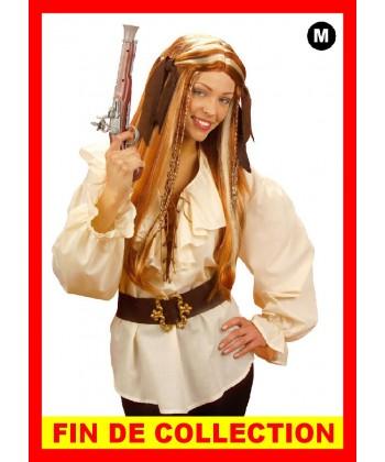 Chemisier Piratine beige