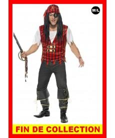 Déguisement de pirate pas cher - Le set