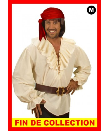 Chemise Pirate beige