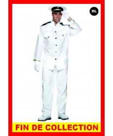 Déguisement de Capitaine du Titanic (XL)