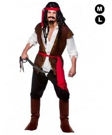 """Déguisement de """"Pirates des Caraïbes"""""""