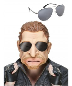 Lunette Johnny hallyday