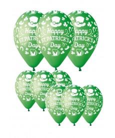 Ballons Saint patrick