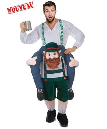 déguisement bavarois carry me