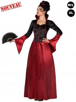 déguisement historique de duchesse