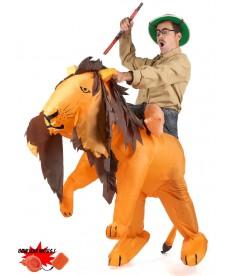 Déguisement Gonflable LION