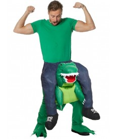 mascotte carry me de crocodile