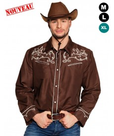 Déguisement chemise country