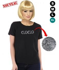 Déguisement Clodette - Tee shirt