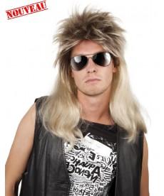 perruque de punk