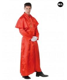 Déguisement de cardinal pas cher