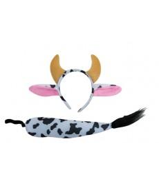 Set de déguisement de vache