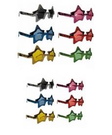 lunette disco etoile