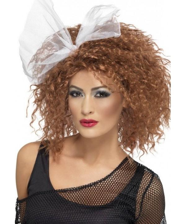 Perruque Madonna auburn - Fiesta And Co