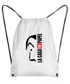 déguisement casa de papel - sac à dos