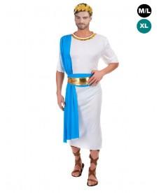Déguisement d'empereur romain