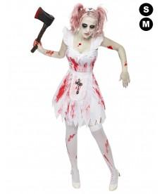 Déguisement Halloween Zombie