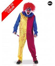 Déguisement clown ça
