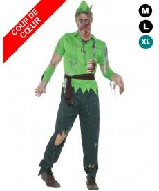 Déguisement zombie halloween