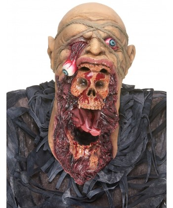 Masque halloween mangeur d'homme