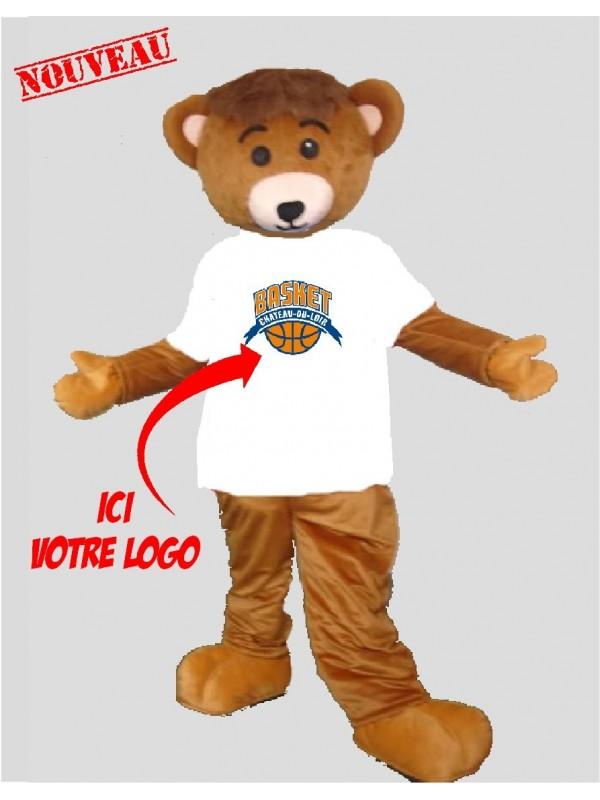 tee shirt pour Mascotte sport
