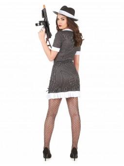 Déguisement gangster femme pas cher