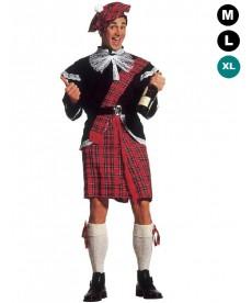 Déguisement d'homme écossais (XL)