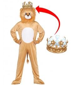 couronne pour mascotte