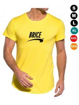 """Tee shirt """"Brice"""""""