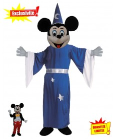 mascotte mickey FANTASIA DISNEY