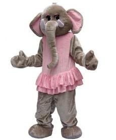 mascotte elephant